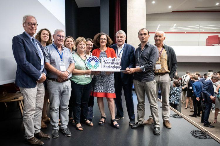Un Contrat de Transition Écologique pour le Pays d'Arles